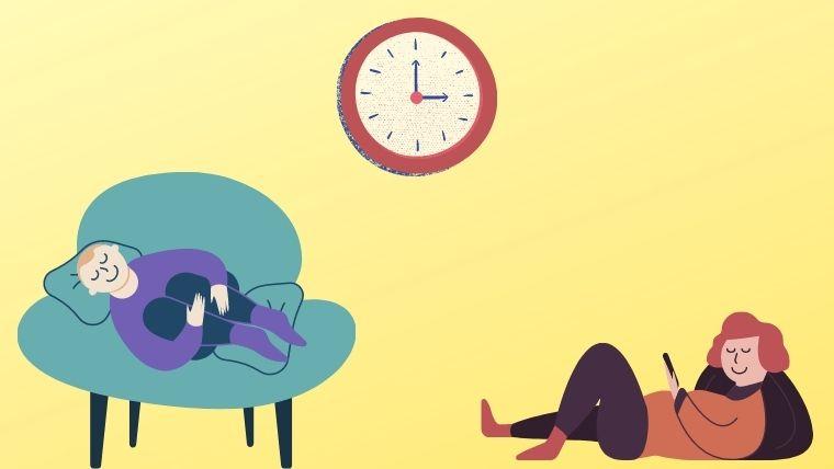 退職子ゆっくり&のんびり