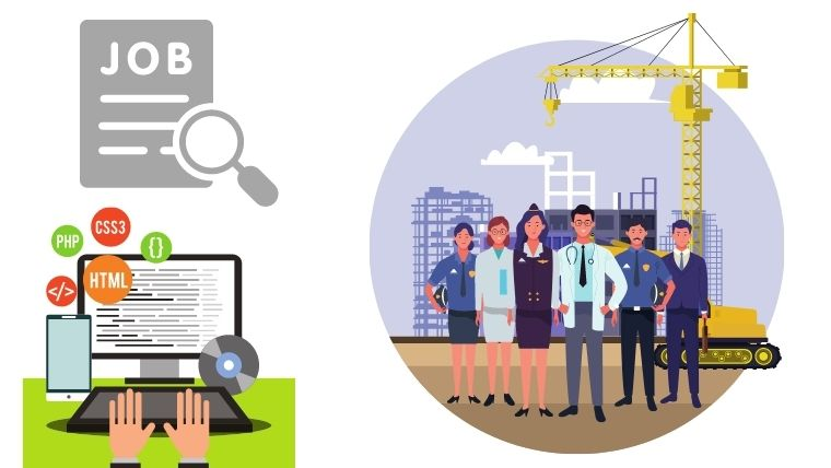 HTMLとCSS独学と就職の関係